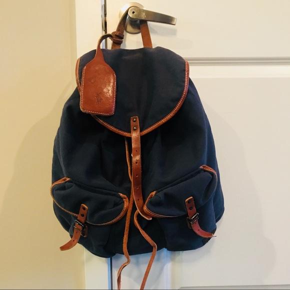 Polo Ralph Lauren Backpack. M 5a6275152ab8c5babd80fa7d 69fe122fa5f2a